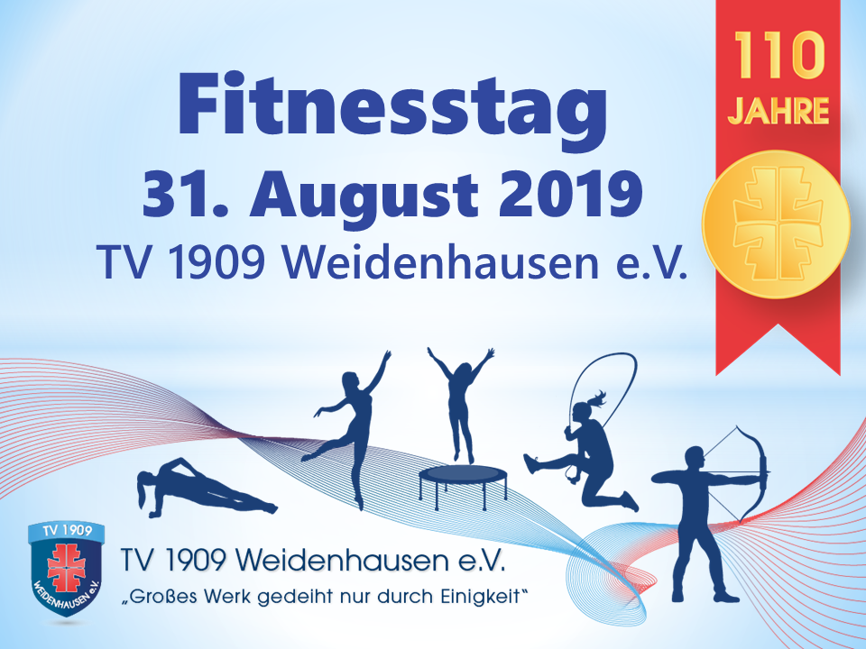 110 Jahre TV 1909 Weidenhausen