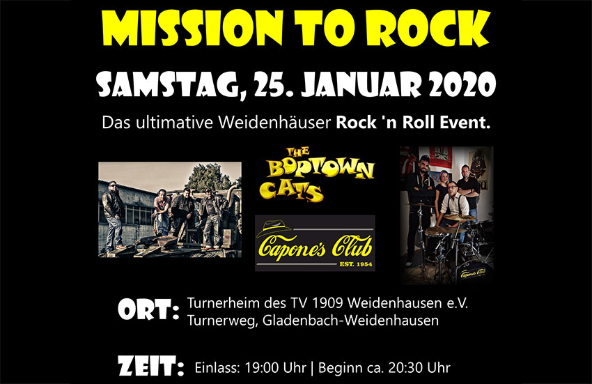Mission to Rock